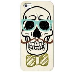 Coque Iphone squelette gentleman