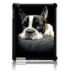 Coque Ipad bulldog