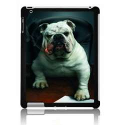 Coque Ipad bulldog cigare