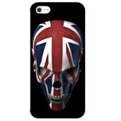 Coque Iphone tête de mort British