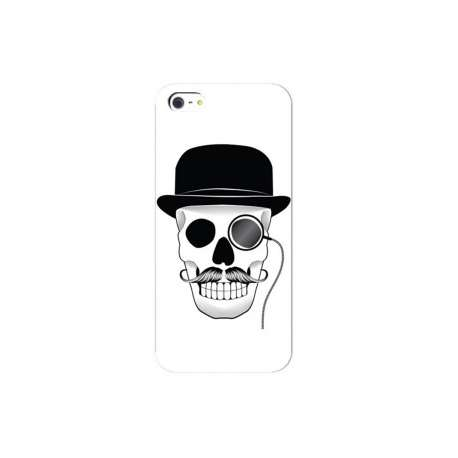 Coque Iphone squelette chic