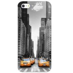 Coque Iphone taxis new-yorkais