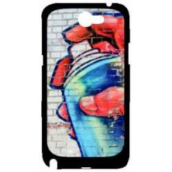 Coque Galaxy Note 2 tag graffitis