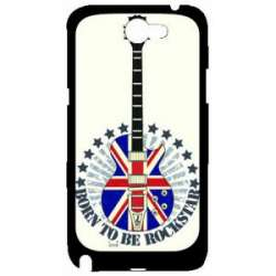 Coque Galaxy Note 2 rockstar british