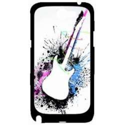 Coque Galaxy Note 2 guitare rock