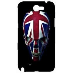 Coque Galaxy Note 2 crâne british