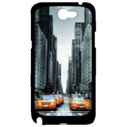 Coque Galaxy Note 2 taxi New Yorkais