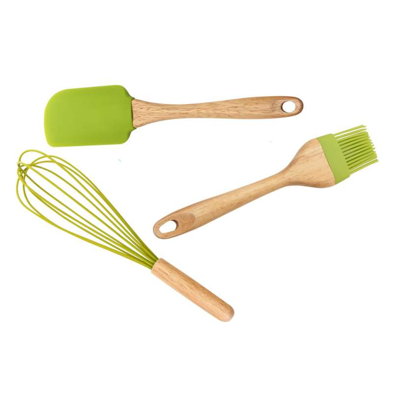 kit de 3 ustensiles p tisserie fouet spatule pinceau en silicone webcessionshop. Black Bedroom Furniture Sets. Home Design Ideas