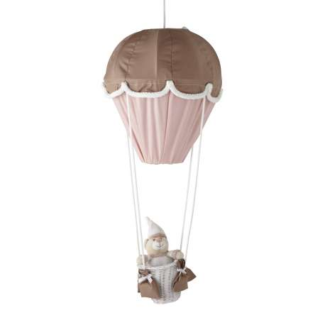Montgolfiere  FANY - Ø 30cm Taupe