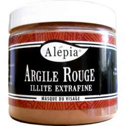 ARGILE  ROUGE ILLITE EXTRAFINE