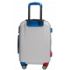 Valise polycarbonate double bande 69