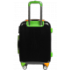 Valise polycarbonate double bande 01