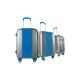 Valise polycarbonate Classic N°4 Blue