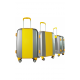 Valise polycarbonate Classic N°4 Yellow