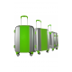 Valise polycarbonate Classic N°4 Green
