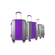 Valise polycarbonate Classic N°4 Purple