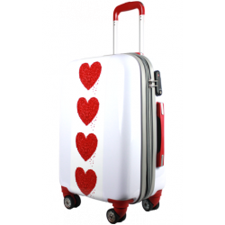 Valise polycarbonate Only Love