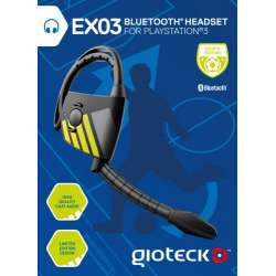 EX-03 Pour PS3: Oreillette Bluetooth Version Sport