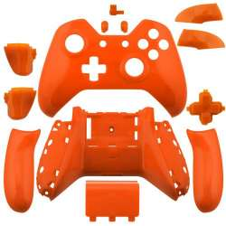 Coque Glossy XBOX ONE Orange