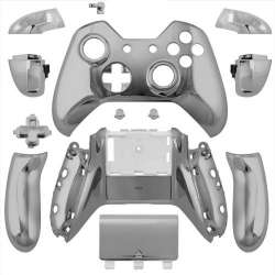 Coque Chrome XBOX ONE Silver