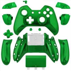 Coque Chrome XBOX ONE Verte