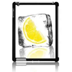 Coque Ipad citron glacabl