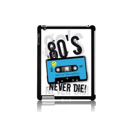 Coque Ipad annables 80 never die