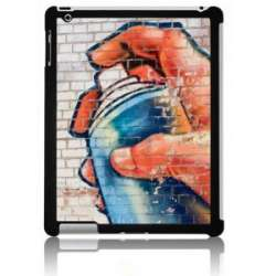 Coque Ipad bombe graffiti
